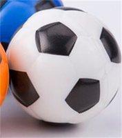 Esponja Espuma Bolas Mini Footballs Kindergarten Bebê Crianças Brinquedo Bolas Anti Stress Balls Esprema Brinquedos De Descompressão Brinquedos 779 x2
