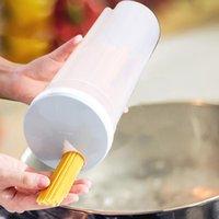 Горное зерновое хранение коробки лапши танк в бытовой кухне Высокое качество пластика легко чистить прочную чашку бутылки таза банки