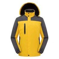 Giacche da uomo Giacche a vento impermeabile impermeabile impermeabile impermeabile impermeabile cappotto casual cappotto maschio abbigliamento 2021autumn inverno jacke