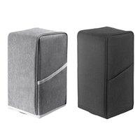 نايلون غبار الحرس مكافحة الصفر الناعمة المضيف غطاء الغبار حامي الجلد كم ل -xbox سلسلة x وحدة تحكم لعبة المقود