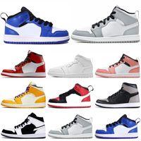 Nike Air Jordan 11 ولدت 11 الحادي عشر أطفال كرة السلة رياضة الأحمر الرضع الأطفال طفل غاما الأزرق كونكورد 11 المدربين صبي فتاة tn رياضية الفضاء المربى