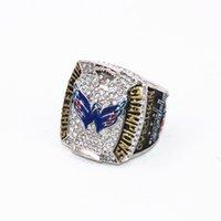 Нежное кольцо Вашингтон Столица Капитал Хоккей Чемпионат Кубка Стэнли Овуцкин США 8-15