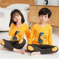 Invierno niños ropa niños ropa conjunto niños pijamas conjuntos de dibujos animados conejo noche ropa pijamas niñas ropa de dormir bebé pijamas trajes 1106 y2