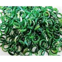 China natural green jade ring free delivery A5