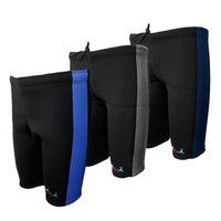 Unisexe 3mm Néoprene Diving Shorts Wetsuits Stretch Stretch Confortable Natation d'hiver Rangée Voile Surf Pantalon Hommes Femmes