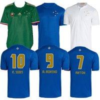 2021 2022 Camisa Cruzeiro Soccer Jersey 100 aniversario Camisetas Inicio Tercero 21 22 Pottker Dede R.Sobis Fútbol Camiseta de Raposas 100 ANOS Camisa de entrenamiento