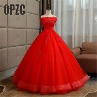 Другие свадебные платья 6 цветные красные голубые блестки бисенью шариковины шариковины Quinceanera платье с плечо шестнадцать 15 сладких 16 Vestidos de Ano