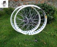 عجلات الدراجة Kalosse 80mm 36holes 26x4.0 إطارات دراجة الدهون 135/190 مراكز. الثلوج 8/9/10 سرعة كاسيت