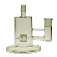 2 가지 기능 물 담뱃대 매트릭스 퍼콜 레이터 Vapexhale hydratubes 기본 유리 봉수 파이프 조인트 크기 18.8mm PG5127