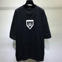 2021 Summer Manica corta Tee Uomo Donna High Street Fashion Stampa Forbici Logo T-Shirt Estate Magliette traspiranti