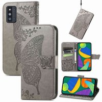 Phone Cases Suitable for Samsung GALAXY S10 S20 S20Fe S21 S21Plus S21ultra S21Fe S30 S30Ultra S30Plus Exquisite Butterfly Relief Cover