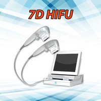 Factory Price Portable Ultrasound Machine 7D HIFU Facial for Beauty Salon SkinTightening Treatment Body Slimming Wrinkle Removal Lifting Chest and Bottocks