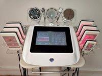salon spa 6 in 1 lipolaser vacuum cavitation system slimming laser lipo machine