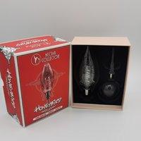 Kit di alette Delux Kit Nettare Collector Accessori da fumo con Quarzt in ceramica Titan Tensione DAB Rig DAB Kit Mini Bong acqua di vetro