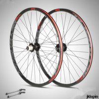 Rodas de bicicleta C9.0 MTB Alumínio de alumínio de alumínio 27.5 / 29inch Wheelset Seled rolamento 32h Roda de equitação