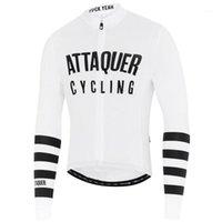 Attaquer كم طويل جيرسي 2021 فريق الرجال الصيف الدراجات البلوز ماجليا حليب الدراجة الجبلية التمويه روبا ciclismo1