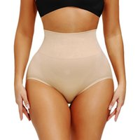 Women's Shapers Slimming Tummy Control Panties Bodysuits Waist Trainer Girdles Shapewear Women Corrective Underwear Free Size BuLifter Brief