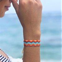 Go2boho miyuki بذور حبة سوار بوهو الصيف أساور الشاطئ للنساء هدية pulsera 2021 اليدوية تصميم المجوهرات bileklik