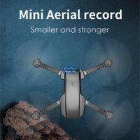 EMT MNI5 4K HD Dual Camera Drone، FPV مصغرة مبتدئ UAV Kid Toy، Track Flight، تحريض الجاذبية، تعليق، التقاط الصورة بواسطة لفتة، هدية عيد الميلاد الصبي، استخدام