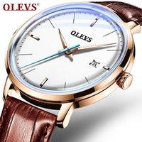 Männer mechanische Uhren Luxus Präzisionsdesign Stahlstreifen Wasserdichte Hohl Leuchtgold Diamantuhr Schweizer Marke 2021 Armbanduhren
