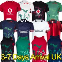 2020 2021 British Irish Lions Rugby Jersey 20 21 Casa Away Shirt da allenamento Taglia S-5XL