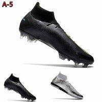 2021 Erkekler Futbol Ayakkabı VA Pors Terlik Yusufçuk XIV 14 Elite FG 360 CR7 Düşük Ronaldo Kadınlar Çocuk Boyutu 39-45