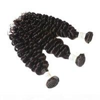 Viya 8A Необработанные Камбоджийские Девушки Французские Скручивание Человеческие Волосы могут быть разрешены и цветные 10-30 дюймов натуральный черный цвет