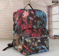 Mochilas escolares Bolso de moda clásico Mujeres Hombres Mochila de cuero Mochila Bolsas Unisex bolsas de hombros Bolsos bolsos Monederos Tote