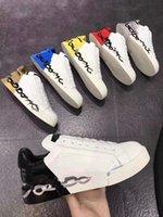 2021 Klasik Mükemmel Koşucu Kamuflaj Deri Sneakers erkek ve kadın Lüks Tarzı Kaya Perçin Açık Camustars Rahat Ayakkabılar