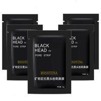 Beauty Nose Mask Peels Blackhead Removal Sheet BlackMasks Face Head Pore Strip Peel Off Makeup Black Dots