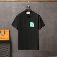 2021 남성 여성 디자이너 T 셔츠 패션 남자 s 캐주얼 셔츠 남자 의류 스트리트 디자이너 반바지 소매 옷 Tshirts 자수 로고 디자인