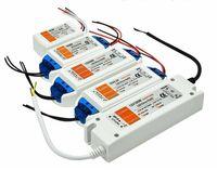 Fonte de alimentação do adaptador do motorista do transformador do diodo emissor de luz DC12V 28W 48W 72W 100W Luzes de iluminação da iluminação AC DC 220V a 12V