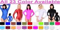 Unisexe 22 Couleur Lycra Spandex Costume Courte Costume Sexy Femmes Body Costumes Retour Précédent Halloween Fête Fantaisie Cosplay Costume M023