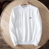 Designer Monclair Mens Felpe con cappuccio Francia Fashion Brand Men S Donna Luxury Bracciale Sweatshirt Casual Street Hoodie 985