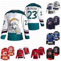 2021 Draft 13 Kent Johnson Tyler Boucher 15 Zachary Bolduc Hockey Jersey 17 Cole Sillinger 23 Mason McTAVish 25 Owen Power 27 Matthew Coronato