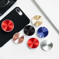 Montaje de teléfonos celulares soportes Accesorios móviles Agarre dedo Portátil Portátil Pantalla de mesa y toma de bolsillo para X