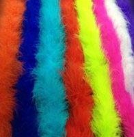 멋진 드레스 파티 Burlesque Boas Zhl3933에 대한 마라 부 깃털 보아