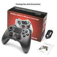Bluetooth Wireless Controller for PS4 Playstation 4 Console Dualshock4 and Android PC ios13 six axis Joystick Gamepads Remote
