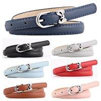 Belts Womens Skinny Waist Belt Pin Buckle Cute Bow Ladies Dress Jeans Waistband BLTYN0333