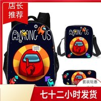 Backpack suit Friday costume Pencil Bag Satchel for primary and secondary school students