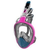 Maschera respiratoria per immersione integrale Adulto Tubo di nuoto Adulto Tubo subacqueo Scuba Scuba Snorkeling Anti Anti Nebbia Professionale Maschere