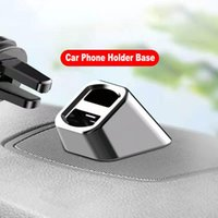Cell Phone Mounts & Holders Wireless Car Charger Stand Holder Base Dashboard Mount Mobile Bracket Air Outlet Clip GPS Cradle Accessories