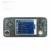 HUADRRE Retro Oyun Konsolu Çift Sistem 30+ Emülatörler 3,0 inç IPS Ekran Taşınabilir El Oyun Oyuncu