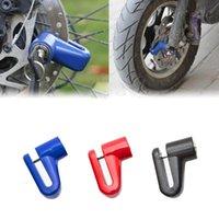 Bike Locks Anti Theft Brake Disc Lock Bicycle Wheel Disk Moto Motorbike Security Safety Keys Accessories