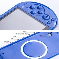 Portable Game Players X9 Video Console, 5.1-inch Screen, Compatible With MP3 Movie Camera, TV Output, GBA GBS Arcade