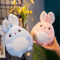 Plush Key Chain Bubble Rabbit Bag Pendant Grab Machine Doll Cute Trend