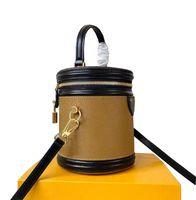 Luxurys Designers de couro real bolsa de ombro clássico bolsas presbyopic bolsas cannes petit noe modelagem crossbody balde sacos transversais alça superior c11