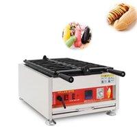MAKER COMERCIAL PENIS WAFFLE MAKER TAIWANNESE EQUIPO DE SNACHA POPULAR WAFFLE Fabricante de palillos Waffle Maker Dog Electric