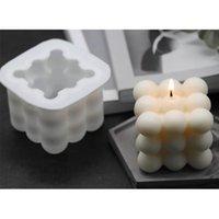 Moule en silicone Main bricolage artisanat de bricolage Savon Faire des fournitures Fournitures artisanales Cube Magic Cube Ballon Mignonne Mariage Bougies parfumées