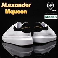 2021 المخملية الأحذية السوداء عارضة rainbow منصة الزفاف الأزياء حزب الرجال النساء الأحذية الليزر الليزر الجلود العاكس الثلاثي الأبيض الأحمر شقة حذاء 36-44